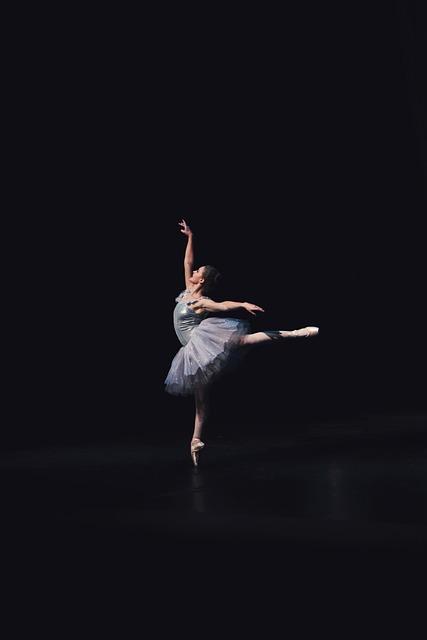 Ballet, Dance, People, Girl, Ballerina, Talent, Dancing