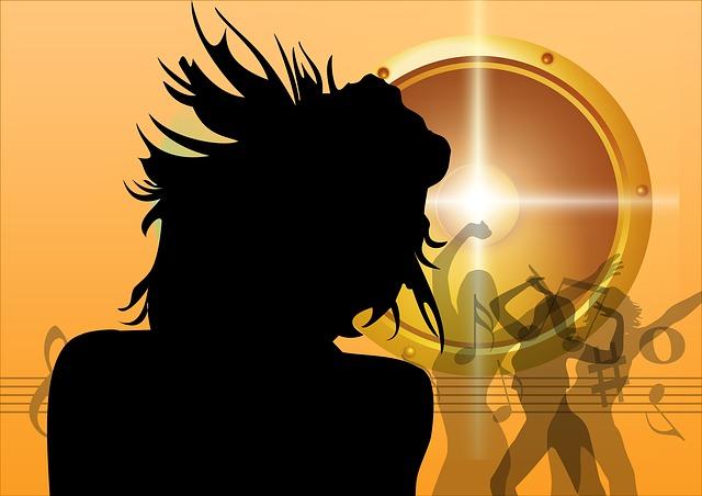 Dance, Music, Sound, Concert, Musician, Notenblatt