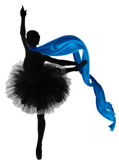 Ballet, Dance, Ballerina, Girl, Dancer, Scarf, Scene
