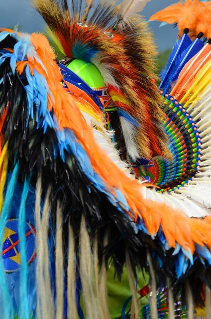 Regalia, Indegenous, Indian, Colorful, Dance