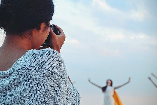 Ballet Dancer, Dance, Girl, Picture, Taking Picture