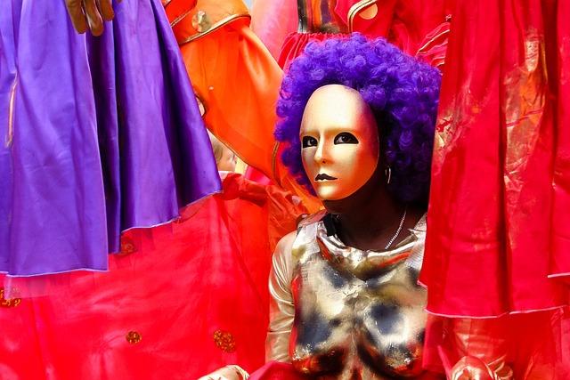 Carnival, Venice, Dance, Mask, Music, Dancers, Human