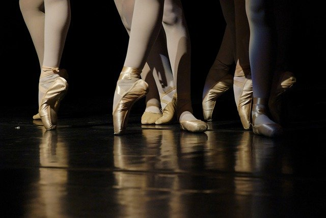 Ballet, Dancers, Foot, Slipper, Dance