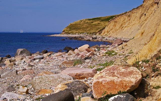 Denmark, Danish Coast, Island, Fyns Hoved, Baltic Sea