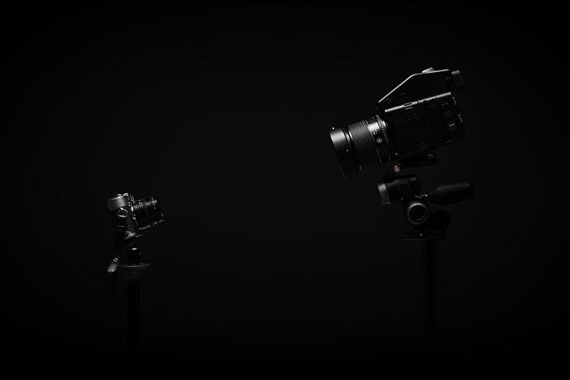 Cameras, Dark, Electronics, Lens