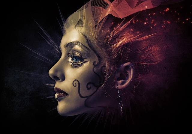Fantasy, Portrait, Fantasy Portrait, Dark, Gothic