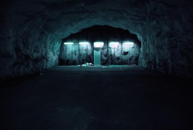 Bunker, Dark, Basement, Soprum
