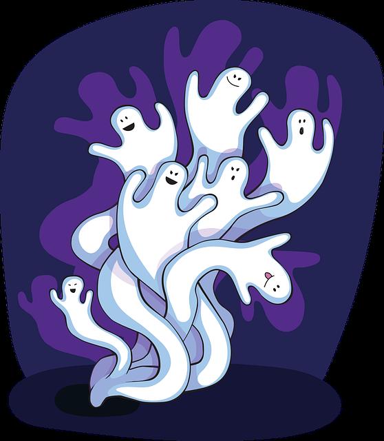 Ghost, Spooky, Halloween, Horror, Dark