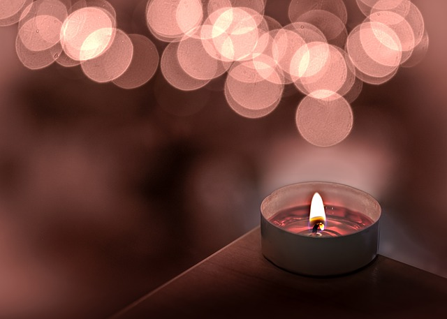 Candle, Christmas, Flame, Darkness, Love