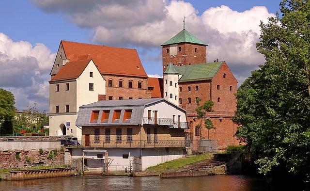 Poland, Darlowo, Darłowo, Castle, The Pomeranian Dukes
