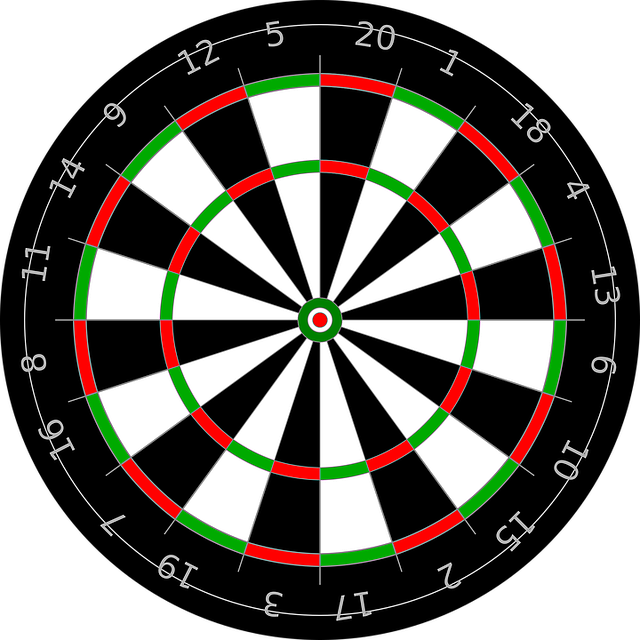 Freccete, Center, Darts, Target, Score, Game, Dart