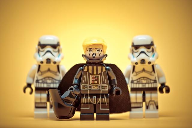 Darth, Trump, Darth Vader, Vader, Figure, Figurine