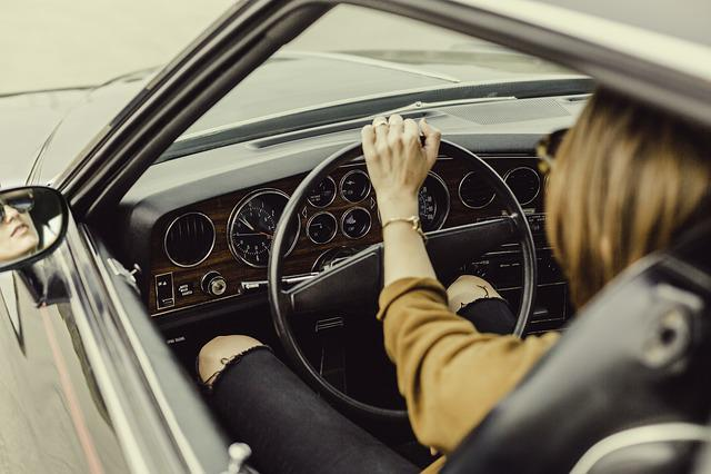 Automotive, Car, Dashboard, Driver, Speedometer