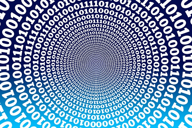 Concept, Binary, Null, One, Control, Data, Transfer
