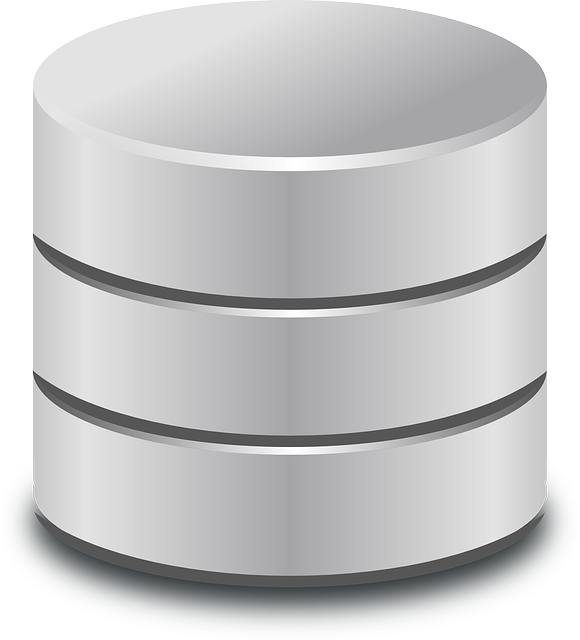 Database, Storage, Data Storage, Cylinder, Metal, Stack