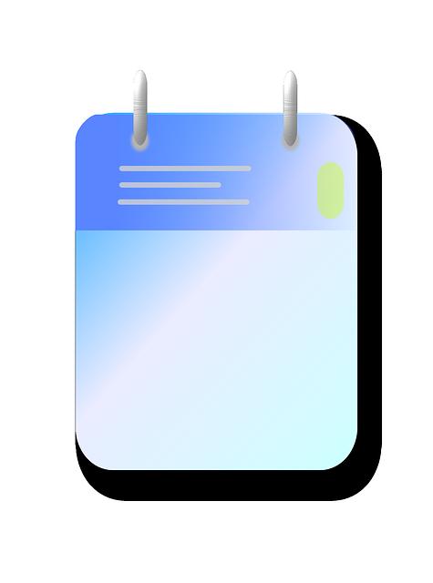 Calendar, Organizer, Office, Diary, Datebook