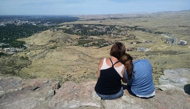Table Rock, Boise, Idaho, Motherhood, Daughter, Love
