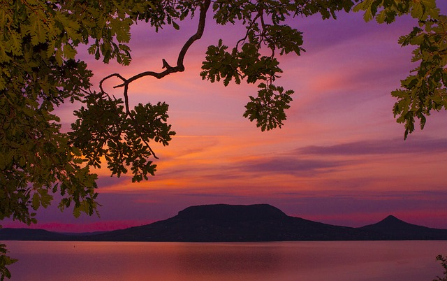 Sunset, Dawn, Body Of Water, Nature, Day S