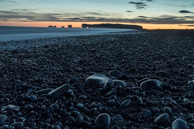 Sunset, Waters, Panorama, Dawn, Sky, Nature, Horizontal