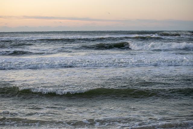 Beach, Surf, Ocean, Sand, Water, Sun, Sunrise, Daybreak
