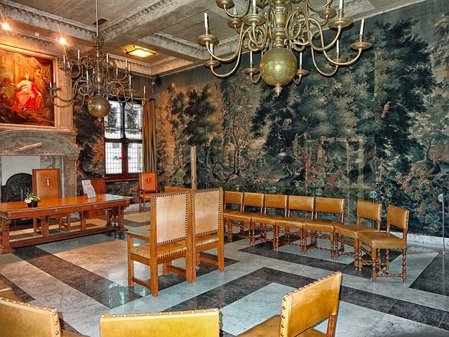 Netherlands, House, Home, De Krant Van Gouda, Inside