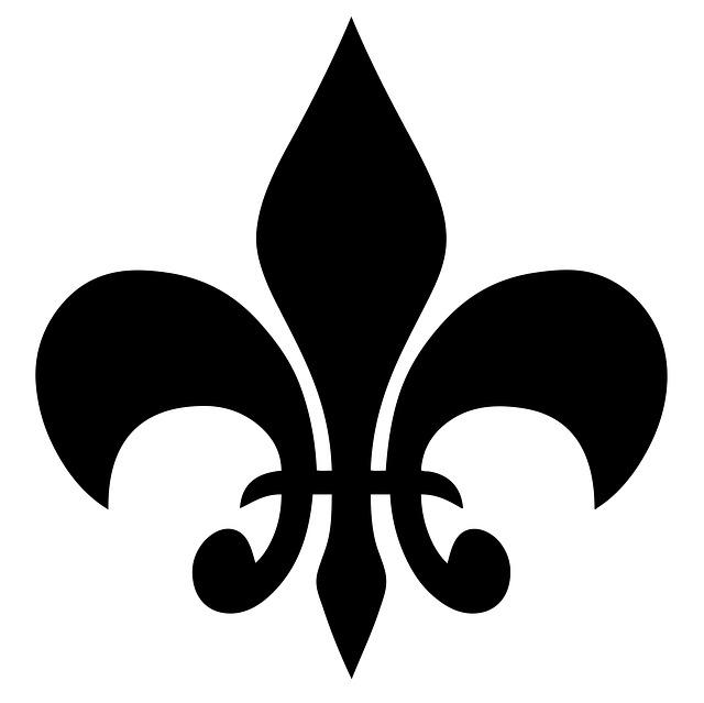 Fleur-de-lys, Symbol, Fleur De Lis, Fleur, De, Lys, Lis