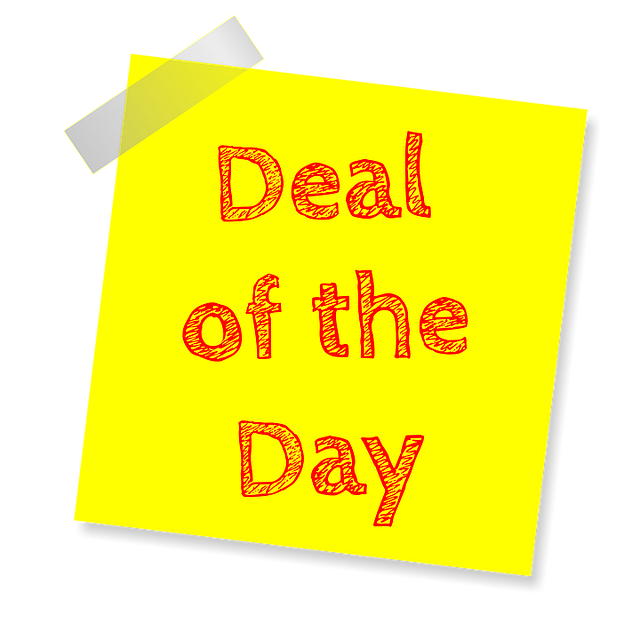 Deal Of The Day, Deal, Sale, Special, Promotion
