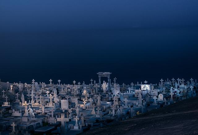 Cemetery, San Juan, Puerto Rico, Death