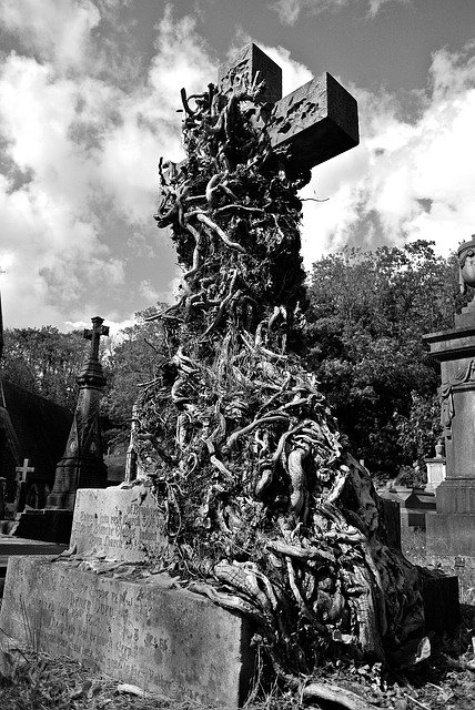 Cemetery, Burial, Graveyard, Death, Funeral, Grave