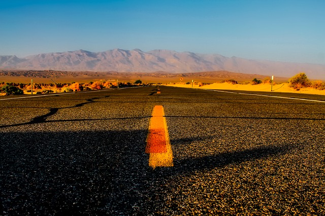 Death Valley, California, Landscape, Mountains, Arid
