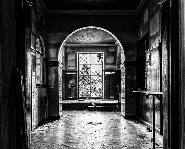 Lost Places, Pforphoto, Decay, Leave, Old, Underground