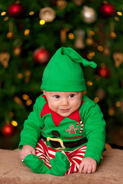 Baby, Boy, Child, Christmas, Costume, Cute, December