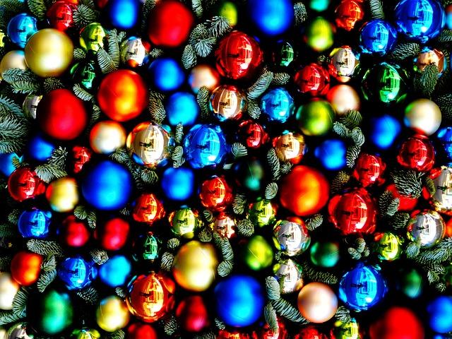 Christmas, Deco, Decoration, Ball, Christmas Ornament