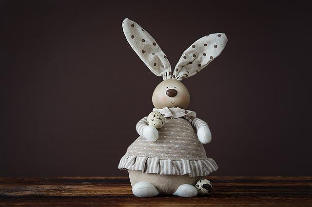 Hare, Easter Bunny, Dekohase, Easter, Deco, Decoration