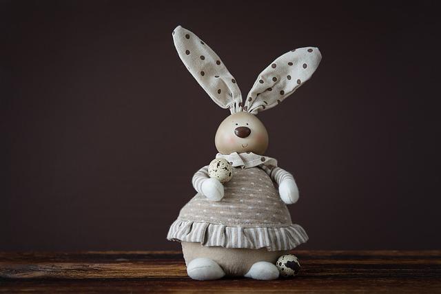 Hare, Easter Bunny, Dekohase, Easter, Deco, Decoration
