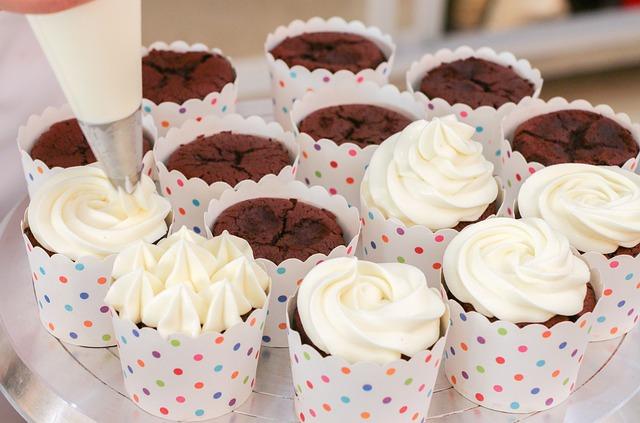 Decorating, Cream, West Point, Cake, Sweet