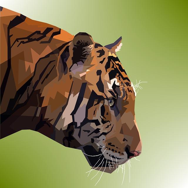 Animal, Decoration, Hunting, Design, Geometry, Nature