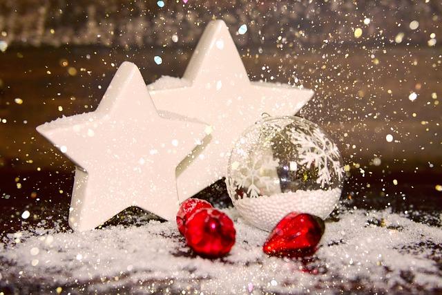 Advent, Christmas, Star, Decoration, Poinsettia