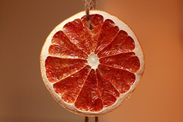 Orange, Slice, Dried Fruits, Oranges, Decoration