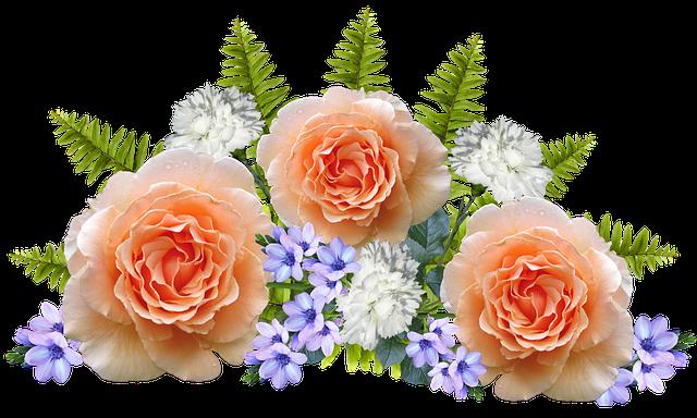 Flowers, Arrangement, Decoration