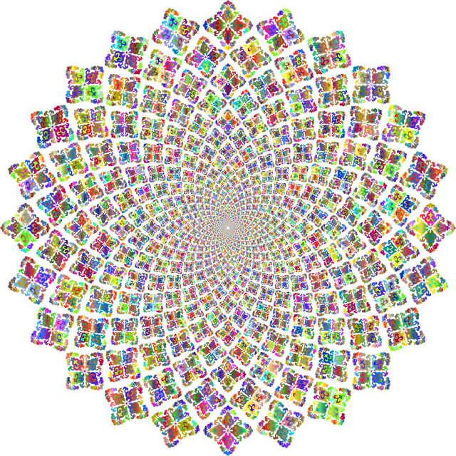 Mandala, Vortex, Ornamental, Decoration, Maelstrom
