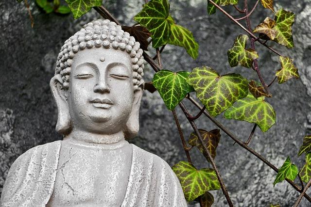 Buddha, Sculpture, Statue, Stone, Decoration, Figure