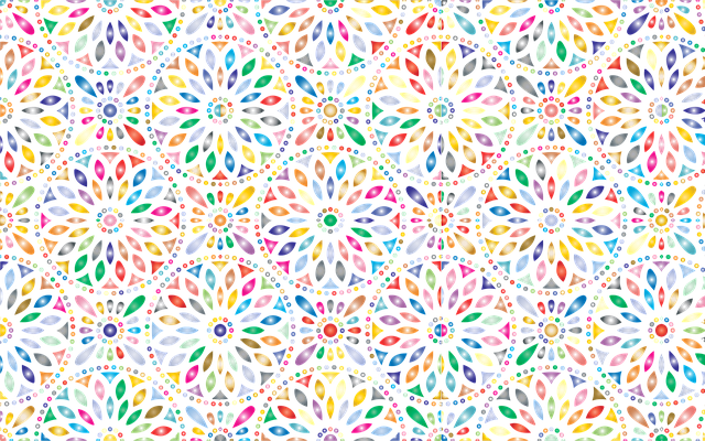 Flowery, Floral, Abstract, Decorative, Ornamental