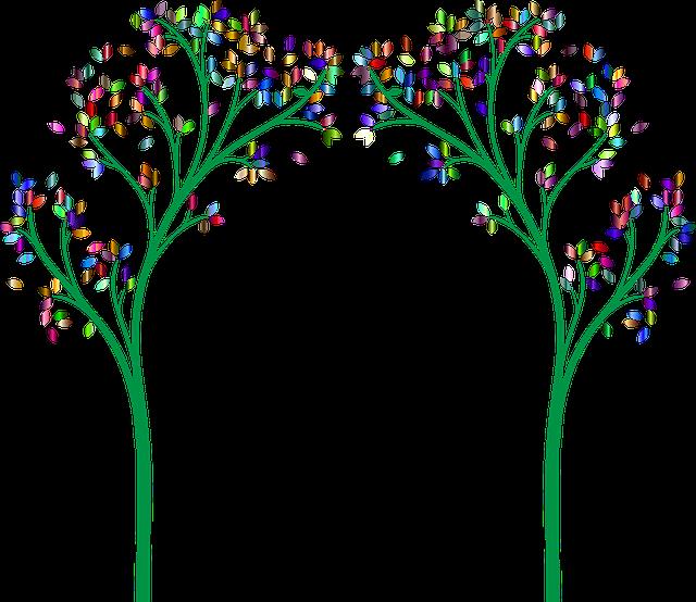 Tree, Landscape, Nature, Plant, Decorative, Decoration
