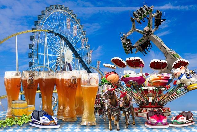 Oktoberfest, Dedication, Celebrate, Carousel