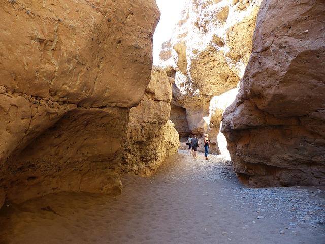 Sesriem, Gorge, Rock, Deep