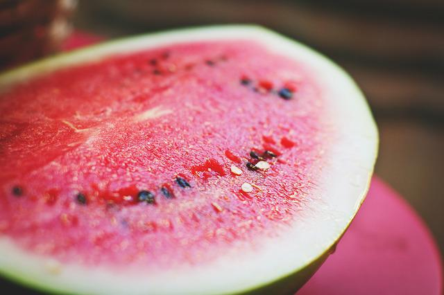 Watermelon, Melon, Colorful, Cool, Cut, Delicious, Diet
