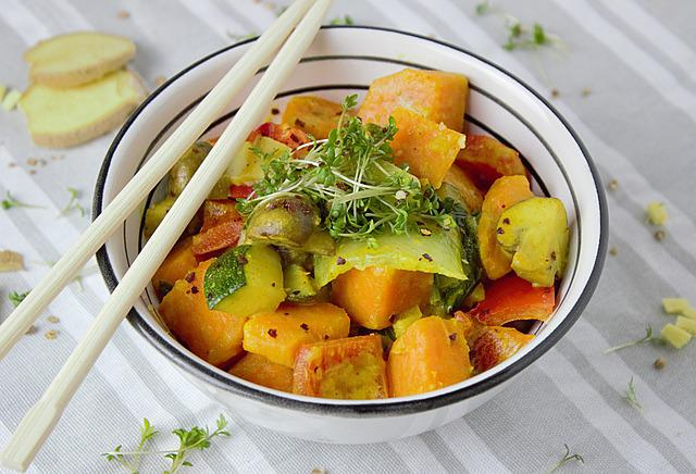 Curry, Vegetables, Vegetarian, Cook, Delicious