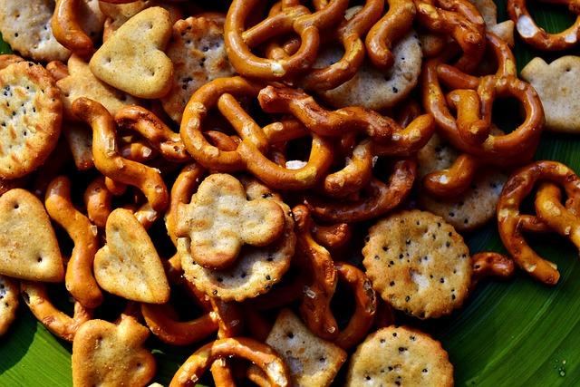 Knabberzeug, Pastries, Salty Snack, Salty, Delicious