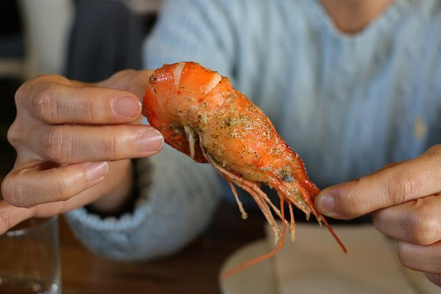 Prawn, Seafood, Delicious